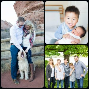 One-hour Family Portrait Session by Becca Ann Photographer
